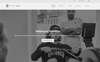 Trainingsplanung und Coaching mit betteryou