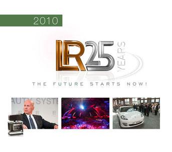 La voie du succès en 2010 dans le secteur Santé et Beauté avec LR Health & Beauty Systems