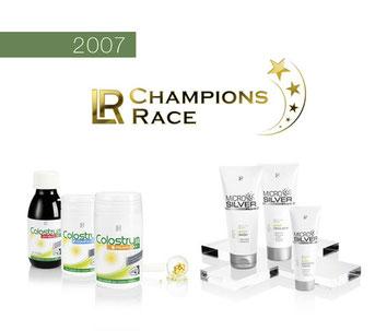 La voie du succès en 2007 dans le secteur Santé et Beauté avec LR Health & Beauty Systems
