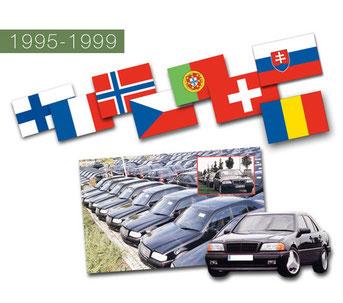 La voie du succès en 1995 à 1999 dans le secteur Santé et Beauté avec LR Health & Beauty Systems et ses 20 ans!