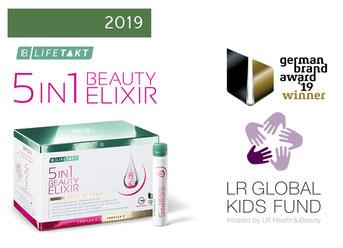 LR Health & Beauty 2017 son histoire, une annèe riche en innovation