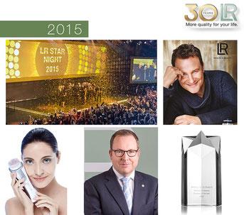 LR Health & Beauty fête ses 30 ans en 2015