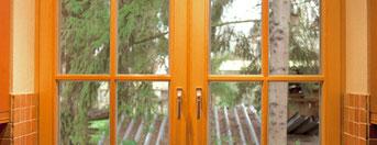 ewitherm® Holzfenster sind perfektioniert mit patentierter Technik.