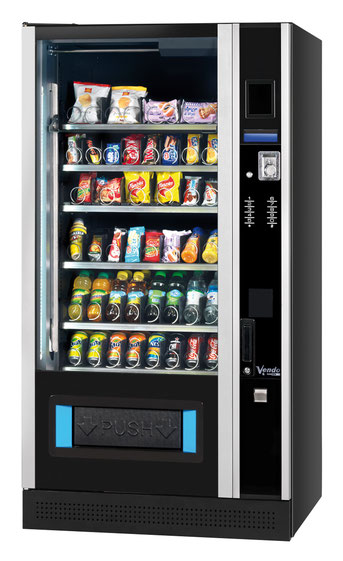 Snackautomat Vendo - SC8 - Glasfront - Indoor