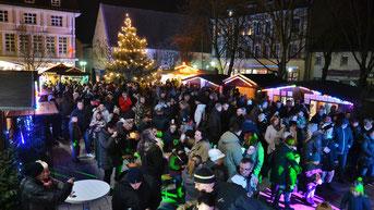 Weihnachtsmarkte Im Salzlandkreis Und Sachsen Anhalt