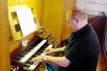 Michel Poletto orgue Nontron