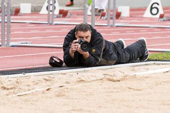 Leichtathletik, Foto von Ulf Schiller