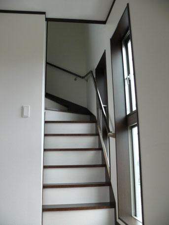 階段の先には・・・