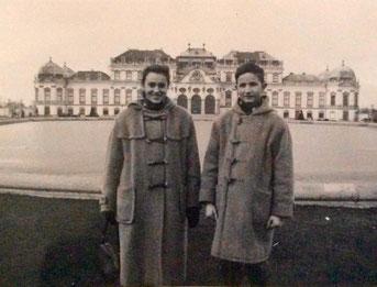 Inge und Heinz Hofmann