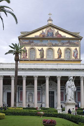 Die Papstbasilika »St. Paul vor den Mauern«