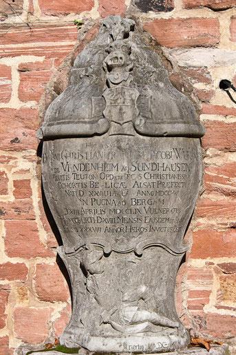 Der historische Peterskirchhof