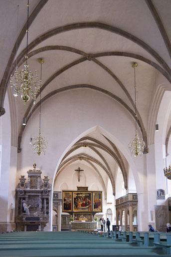 Stadtpfarrkirche St. Marien, Predigtkirche von Dr. Martin Luther