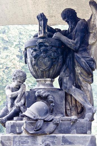 Die Friedhöfe am Halleschen Tor