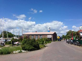 Seedorf Hafen
