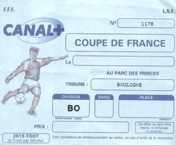 1991-04-28  PSG-Marseille (8ème Finale CF, Sans nom)