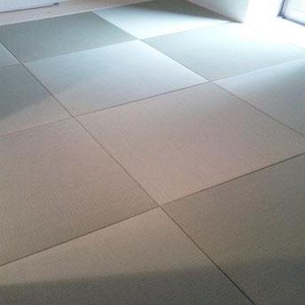 天然いぐさ使用 琉球畳