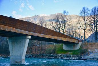 Ponte pedonale Bressanone Lido, 2017
