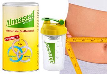 Almased Vitalkost - Aktiviert den Stoffwechsel - 20% Shop