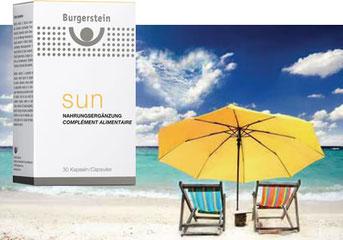 Burgerstein Sun - 20% Online-Shop