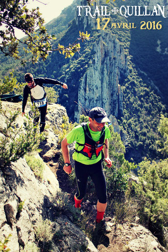 Inscriptions au Trail Quillan 2016