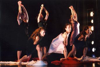 Frauenballett von Susanne Linke Israel Mateh Asher School 1993