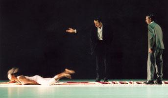 Frauenballett von Susanne Linke Wiederaufnahme 1992