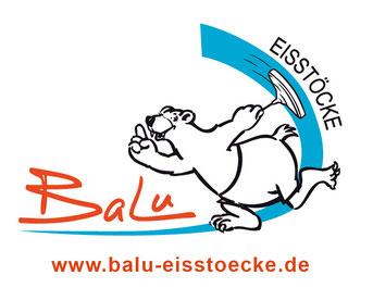 BaLu-Eisstöcke in Breitbrunn a. Chiemsee