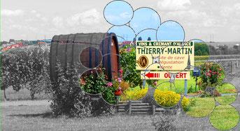 Thierry MARTIN - Vin d'Alsace