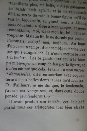 Jules Barbey d'Aurevily, Une Histoire sasn nom, Lemerre, 1882, livre rare, édition originale