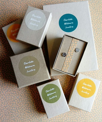 Charlotte Whitmore packaging