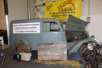 Verkaufsangebot DKW F8 - Kombi