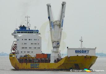 Heavy Lift vessel TRANSPOTER