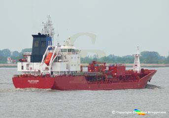 Tankschiff KILSTRAUM