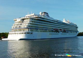 Passagierschiff VIKING JUPITER