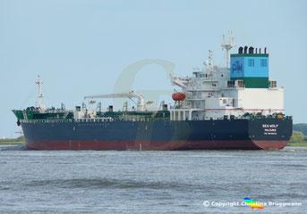 Chemie-Ölproduktentanker SEA WOLF
