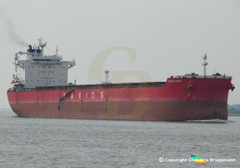 Bulk carrier NAVIOS AVIOR