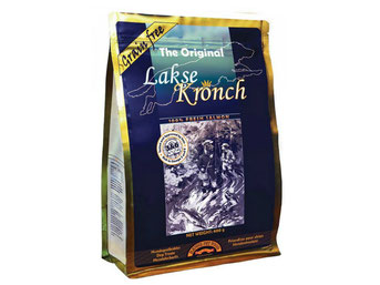 Henne Pet Food - Lakse Kronch