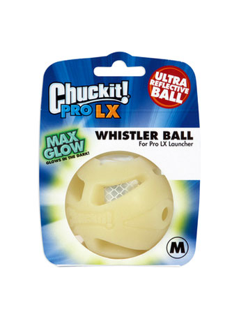 Chuckit! Pro LX Whistler Ball