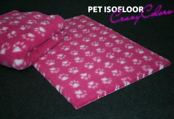 Pet Isofloor SX Girly´s Pink