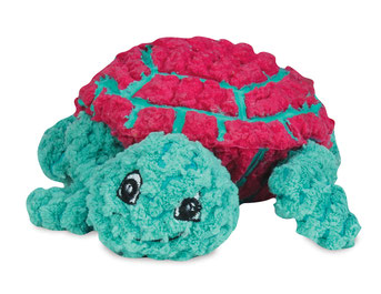 Ruff-Tex the Turtle magenta / grün