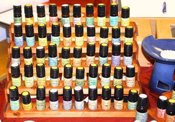 Ätherische Öle aus unserem Angebot Teil Eins
