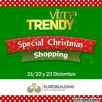 Showroom Vitrina Trendy - Diciembre 2017