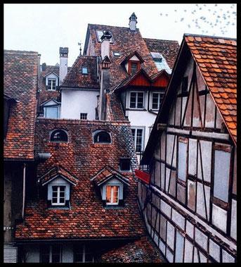 Altstadtdächer by _bernstagram_Fotograf: @alemoravoice