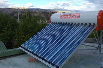 panneaux solaires posés en 2007