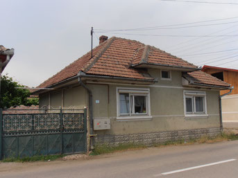 Haus XII - Mitarbeiterwohnung