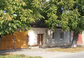 Haus IV - Mitarbeiterwohnung, Werkstatt