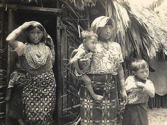 Famille Kuna, env. 1943