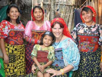 Kuna Familie, 2008 (mit Marion Wetter)