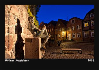 Kalender, Mölln, Stadt, Bilder, Fotos