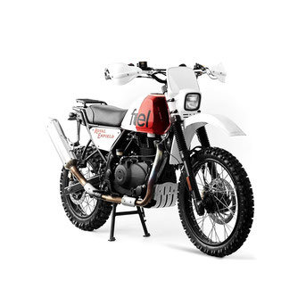 Custom Royal Enfield Himalayan by Fuel Bespoke Motorcycles